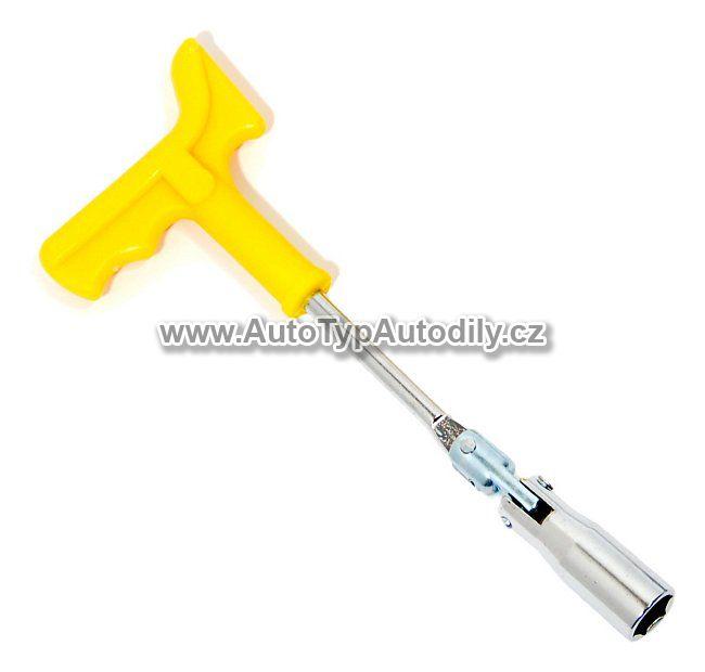 www.autotypautodily.cz Klíč na svíčky ERGO 16 mm: 09 403 COMPASS