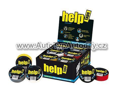 www.autotypautodily.cz Páska HELP - TAPE ŽLUTÁ 45mm x 5m