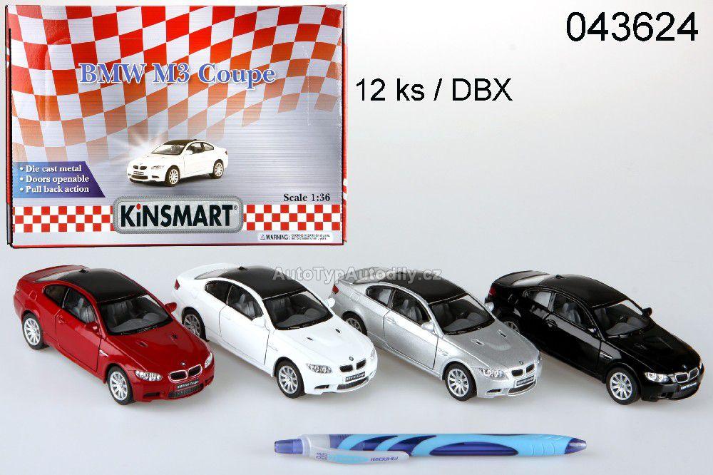 www.autotypautodily.cz AUTO BMW M3 COUPE 2009 černé CN