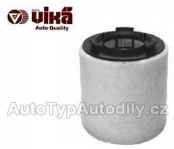 Filtr vzduchový Fabia2/Roomster 1,2TSI/1,2D/1,6D VIKA : 6R0129620A