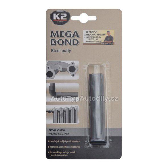 www.autotypautodily.cz K2 MEGA BOND - plastelína na opravu K2 - PL
