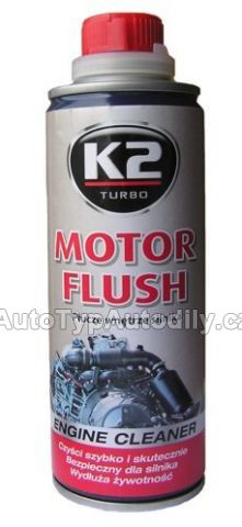 Motor flush K2 -výplach motoru 250ml K2 - PL