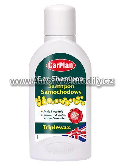 www.autotypautodily.cz Šampon s voskem Triplewax 1l FTS011 CARPLAN