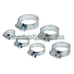 www.autotypautodily.cz Spony hadicové sada 26ks LAMPA 70033 Lampa - IT
