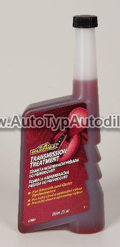 www.autotypautodily.cz Transmission Treatment těsnící - regenerační přísada do převodovky GOLD EAGLE USA