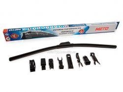 Stěrač pružný 700mm METO