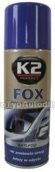 K2 FOX 200 ml - přípravek proti mlžení oken