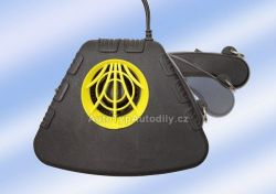 Ventilátor s ohřevem 12V COMPASS