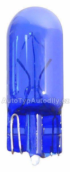 www.autotypautodily.cz Žárovka 12V W5W 5W T10 celoslko BLUE 58359 COMPASS