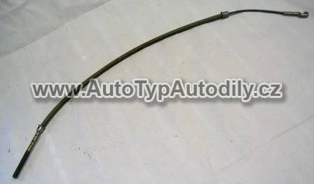www.autotypautodily.cz Lanko spojky Trabant: 00000363 DDR