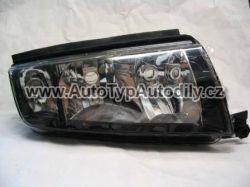 Světlo přední Škoda Fabia pravé  černý okraj DIAMOND CN : 6Y1941016P