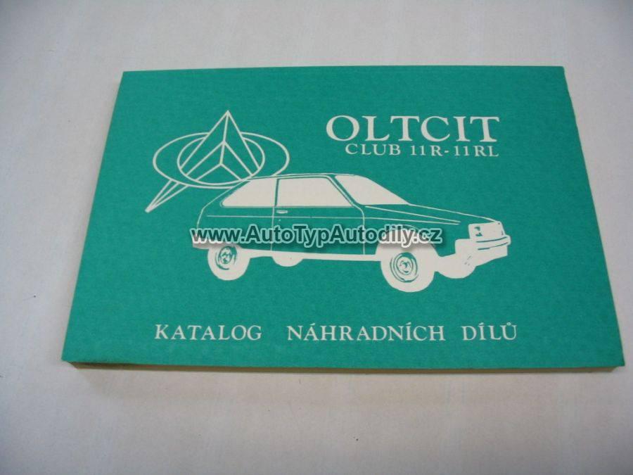 Katalog náhradních dílů Oltcit