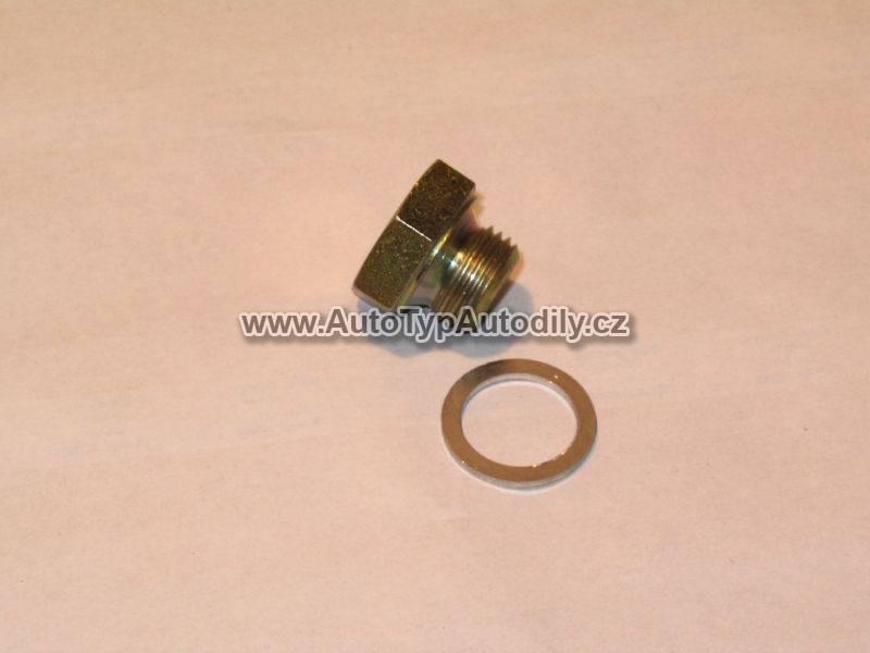 Šroub M16 výpustný olejové vany FAVORIT/FELICIA 1,3: N90820901