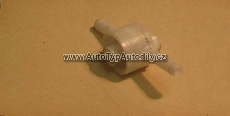 www.autotypautodily.cz Ventil filtru paliva Škoda Felicia 1,9 D TOPRAN: 191-127247A TOPRAN - DE