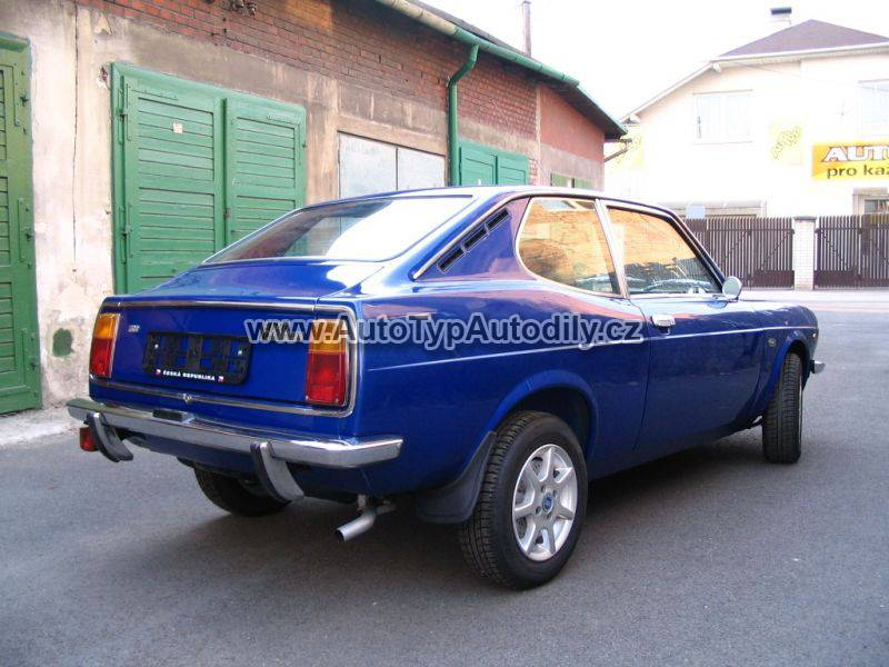 fiat 128 sport coupe. Black Bedroom Furniture Sets. Home Design Ideas