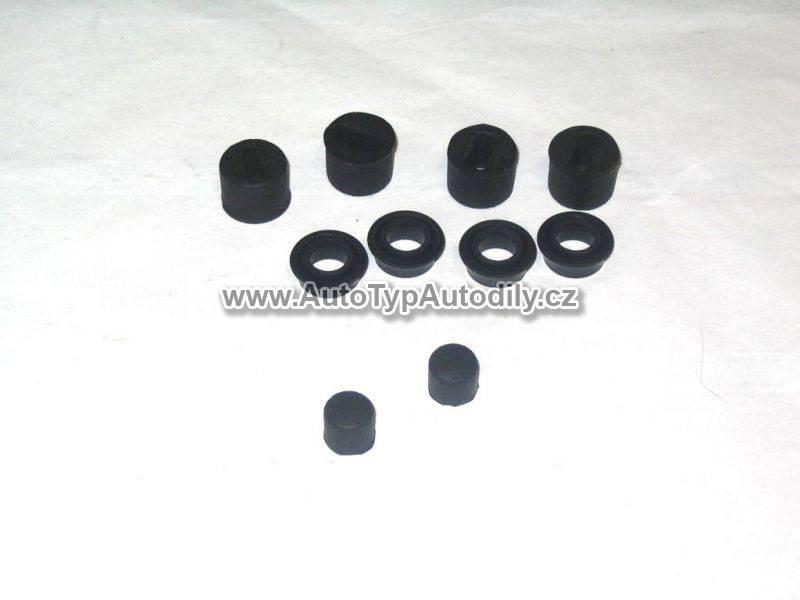 Sada gumiček zadních brzdových válečků Trabant 16mm HU
