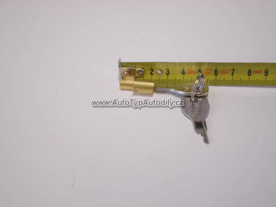 Zámek kloubu na přívěsný vozík SPP LK-01: 998-760066 PL