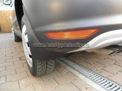 Zástěrky zadní pár Škoda YETI ORIG : KEA630002