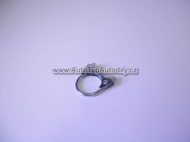 www.autotypautodily.cz Objímka výfuku M8 45 mm : 998-602145 dovoz